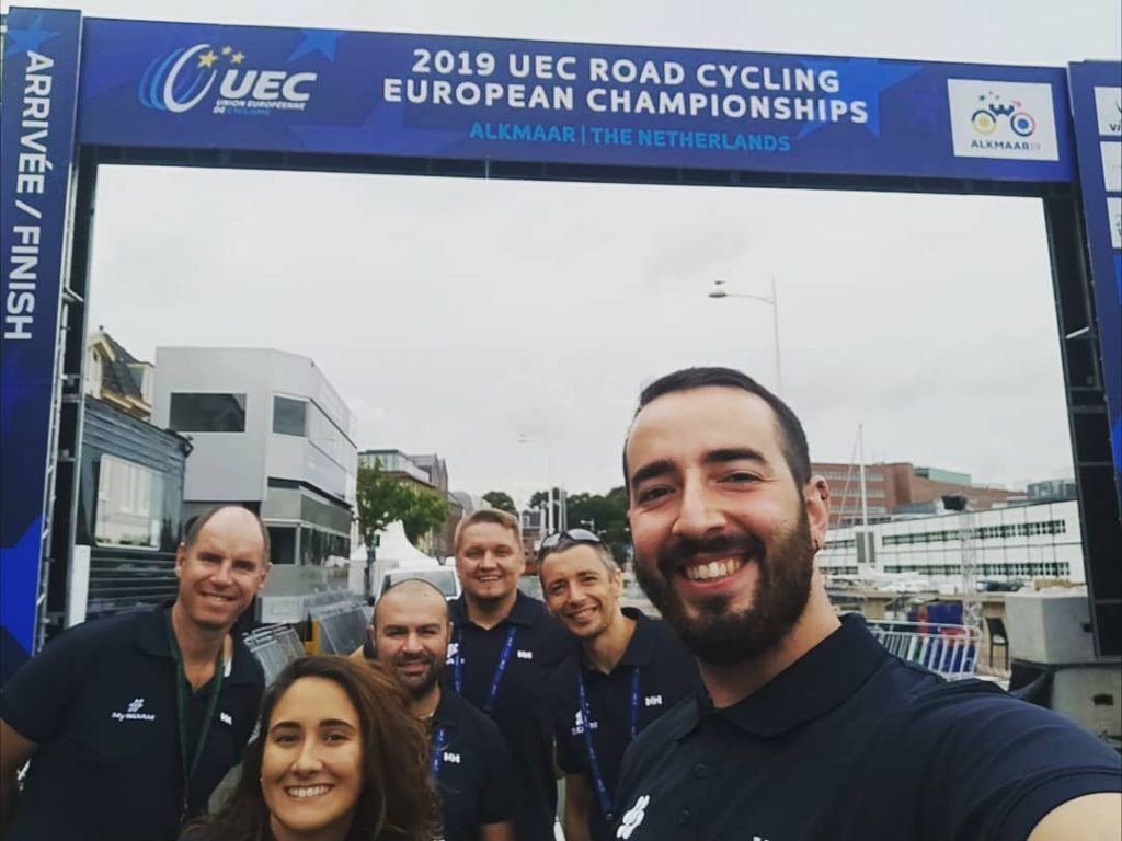 2019 European Cycling Championships