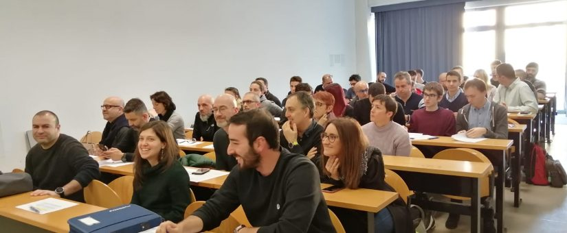 XIV Meeting nazionale dei tecnici MySDAM