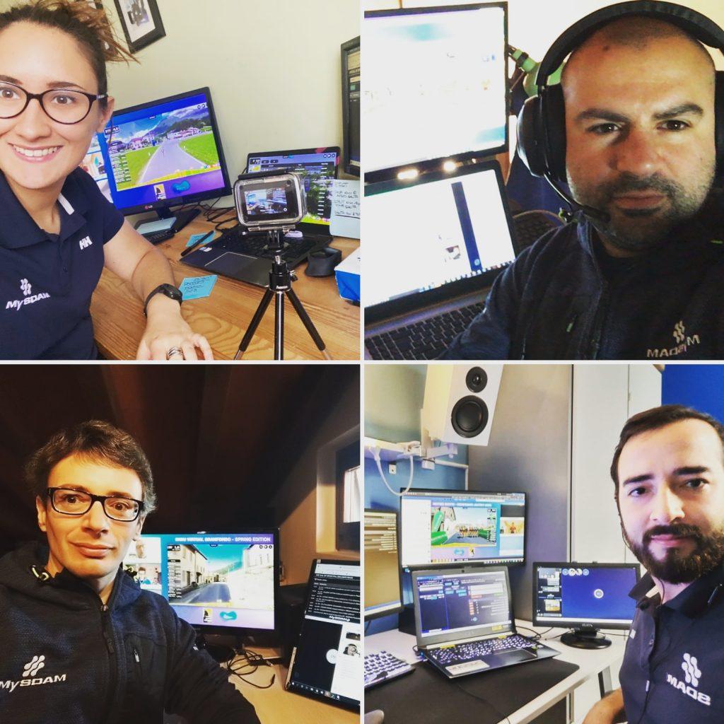 Virtual Radio Corsa