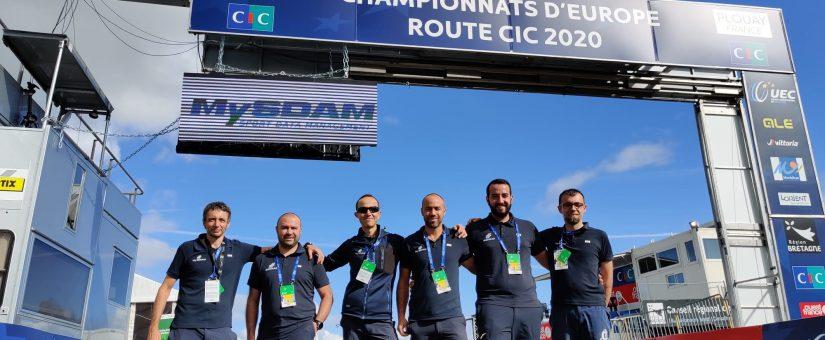 MySDAM si conferma Protagonista del Ciclismo Pro.