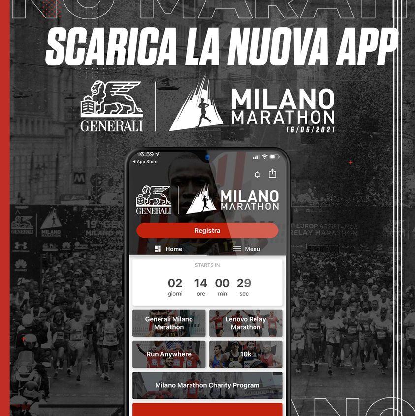 APP Milano Marathon